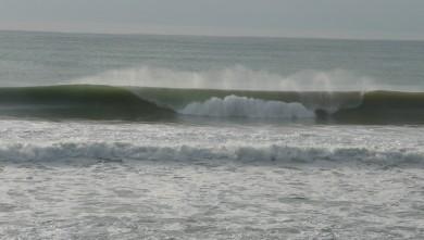 Surf report FR, Carcans Océan (33) du 2010-10-07 17:50:00