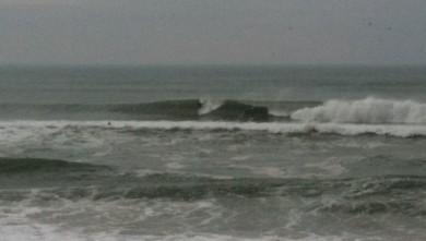 Surf report FR, Cap-Ferret - Plage de L'Horizon (33) du 2010-10-08 17:00:00