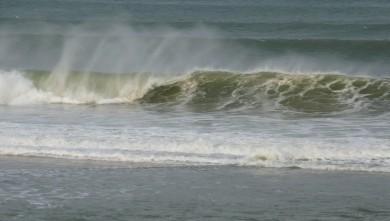 Surf report FR, Carcans Océan (33) du 2010-10-09 09:00:00