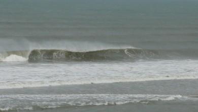 Surf report FR, Hourtin Océan - La Centrale (33) du 2010-10-09 09:20:00