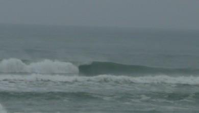 Surf report FR, Lacanau Océan - La Nord (33) du 2010-10-10 11:30:00