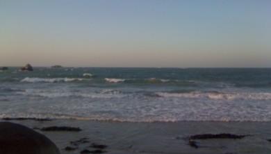 Surf report FR, Boutrouille (29) du 2010-10-11 19:12:00