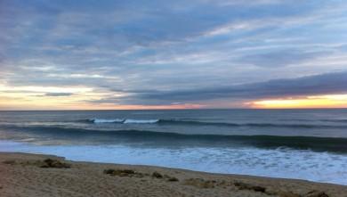 Surf report FR, Lacanau Océan - La Nord (33) du 2010-10-11 19:41:00