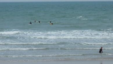 Surf report FR, Biarritz - Grande Plage (64) du 2010-10-13 14:50:00