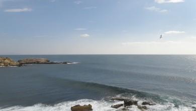 Surf report FR, L'Arquet (13) du 2010-10-16 14:00:00