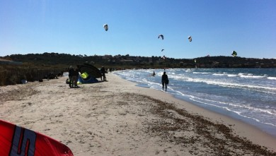 Surf report FR, La Madrague (83)