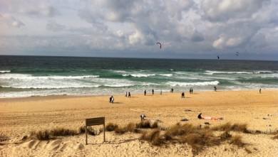 Surf report FR, Lacanau Océan - La Nord (33) du 2010-10-23 15:06:00