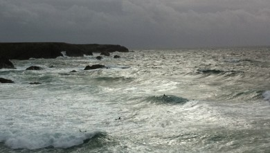 wave report FR, Donnant (56)