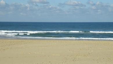 Surf report FR, Vieux Boucau (40) du 2010-10-25 11:30:00