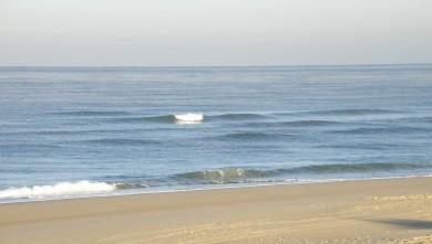 Surf report FR, Vieux Boucau (40) du 2010-10-26 10:00:00