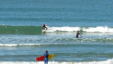 Surf report FR, Biarritz - Grande Plage (64) du 2010-10-26 15:05:00