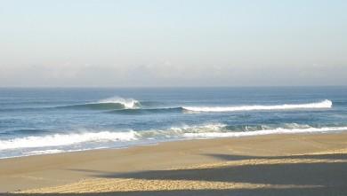 Surf report FR, Vieux Boucau (40) du 2010-10-28 09:50:00