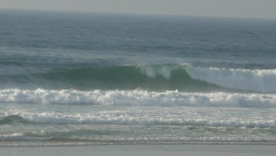 Surf report FR, Carcans Océan (33) du 2010-10-28 18:00:00