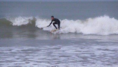 Surf report FR, Gohaud (44)