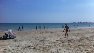 Surf report FR, L'ïle Tudy (29) du 2011-07-27 16:10:00
