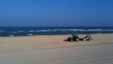 wave report FR, Le Grand Crohot (33) du 2011-07-28 09:00:00