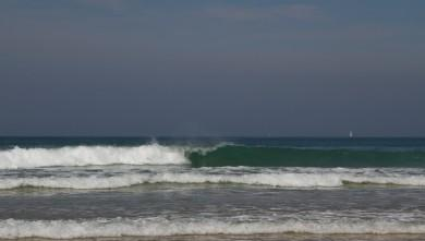 Surf report FR, Quiberon - Port Blanc (56) du 2011-07-29 11:00:00