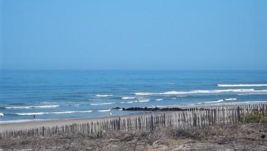 Surf report FR, Lacanau Océan - La Nord (33) du 2011-07-30 09:30:00