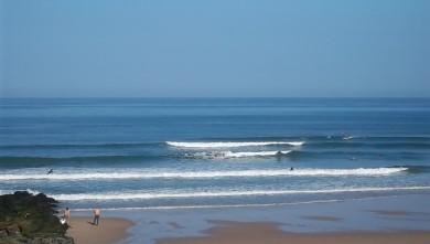 Surf report FR, Lacanau Océan - La Nord (33) du 2011-07-31 09:30:00