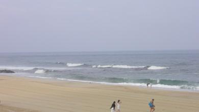 Surf report FR, Vieux Boucau (40) du 2011-08-02 08:30:00