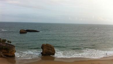 Surf report FR, Biarritz - Grande Plage (64) du 2011-08-03 09:09:00