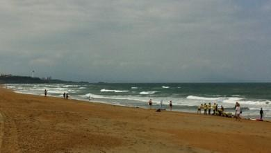 Surf report FR, Anglet Surf Club (64) du 2011-08-03 12:21:00