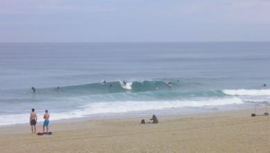 Surf report FR, Vieux Boucau (40) du 2011-08-05 10:15:00