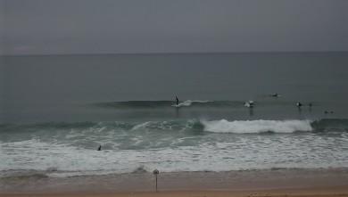 Surf report FR, Lacanau Océan - La Nord (33) du 2011-08-06 11:00:00