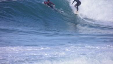 Surf report FR, Vieux Boucau (40) du 2011-08-07 10:15:00