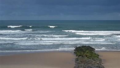 Surf report FR, Lacanau Océan - La Nord (33) du 2011-08-09 08:00:00