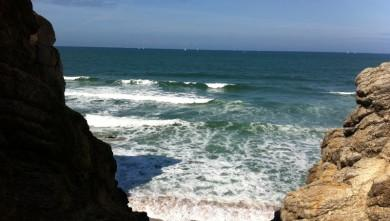 Surf report FR, Quiberon - Port Rhu (56) du 2011-08-09 12:00:00