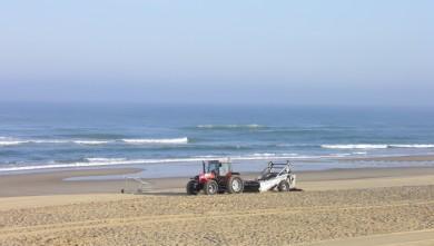 Surf report FR, Vieux Boucau (40) du 2011-08-11 08:30:00