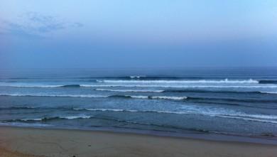 Surf report FR, Mimizan - Plage Garluche (40) du 2011-08-12 07:03:00