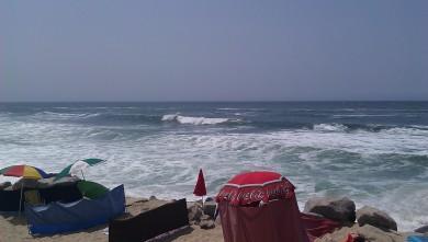 Surf report PT, Espinho (PT) du 2011-08-12 14:30:00