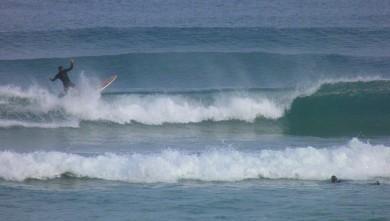 Surf report FR, Vieux Boucau (40) du 2011-08-13 09:15:00