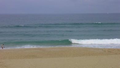 Surf report FR, Vieux Boucau (40) du 2011-08-15 08:40:00