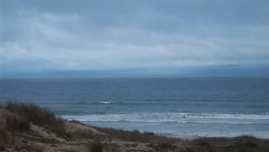 Surf report FR, Lacanau Océan - La Nord (33) du 2011-08-15 09:30:00
