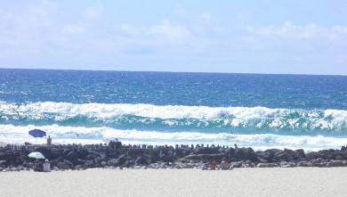 Surf report FR, Vieux Boucau (40) du 2011-08-15 16:00:00