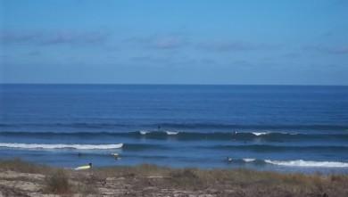 Surf report FR, Lacanau Océan - La Nord (33) du 2011-08-16 09:30:00