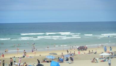 Surf report FR, Vieux Boucau (40) du 2011-08-16 12:00:00