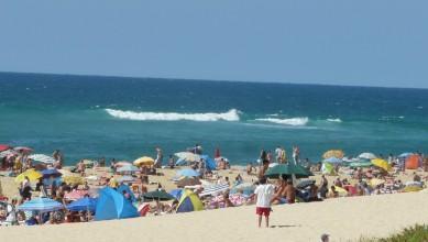 Surf report FR, Mimizan - Plage Garluche (40) du 2011-08-16 16:00:00