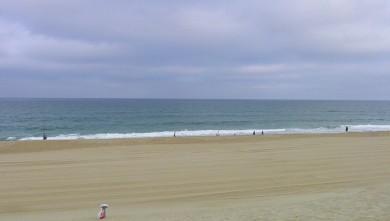 Surf report FR, Vieux Boucau (40) du 2011-08-17 09:20:00