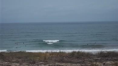 Surf report FR, Lacanau Océan - La Nord (33) du 2011-08-18 10:00:00