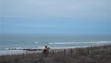 Surf report FR, Lacanau Océan - La Nord (33) du 2011-08-19 12:20:00