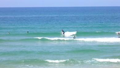 Surf report FR, Vieux Boucau (40) du 2011-08-19 13:25:00