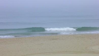Surf report FR, Vieux Boucau (40) du 2011-08-20 08:40:00