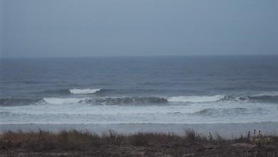 Surf report FR, Lacanau Océan - La Nord (33) du 2011-08-22 09:30:00