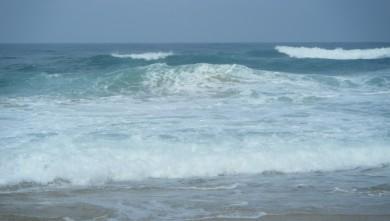 Surf report FR, Vieux Boucau (40) du 2011-08-22 12:45:00