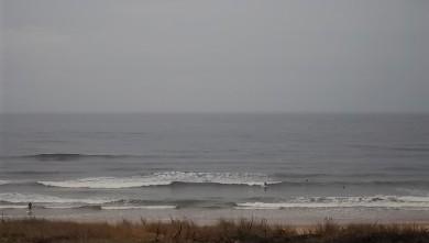 Surf report FR, Lacanau Océan - La Nord (33) du 2011-08-24 09:35:00
