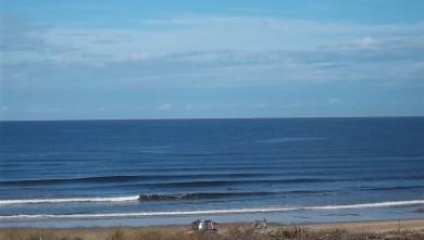 Surf report FR, Lacanau Océan - La Nord (33) du 2011-08-25 09:35:00